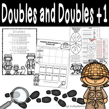 Doubles and Doubles + 1
