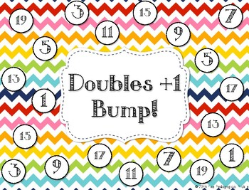 Doubles and Doubles +1 Bump!