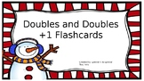 Doubles and Doubles +1 Flashcards or Pocket Chart Sort-Hol