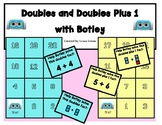Doubles and Doubles Plus 1 with Botley the Coding Robot
