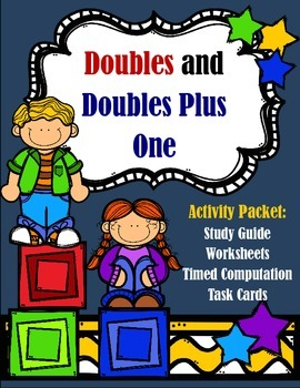 Doubles and Doubles Plus One: Activity Packet