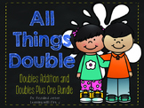 Doubles Addition and Doubles Plus One Activities