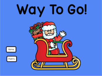 Doubles and Doubles Plus One Santa and Elves for Google Classroom™