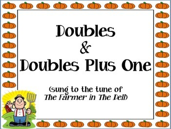 Doubles and Doubles Plus One Song Practice with Song