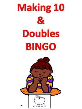 Doubles and Making 10 bingo for Fall