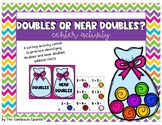 Doubles and Near Doubles (Addition Facts)