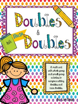 Doubles and Near Doubles-Addition Strategies