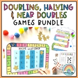 Adding Doubles and Near Doubles BUNDLE