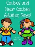 Doubles and Near Doubles Bingo