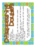 Doubles and Near Doubles-Math Game!