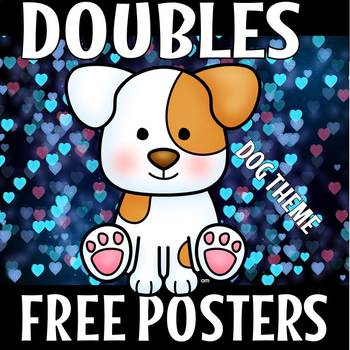 Doubles posters -Dog theme (flash freebie)