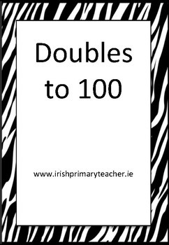 Doubles to 100