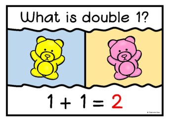 Doubles to 20