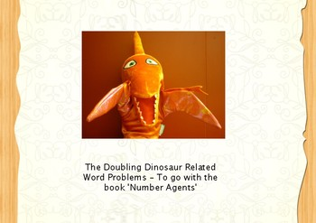 Doubling Dinosaur Related Word Problems