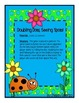 Doubling Dots, Seeing Spots!: Doubles Games