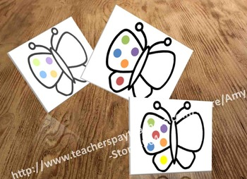 Doubling Large Printable Butterflies
