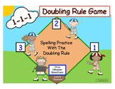 Doubling Rule Spelling Game