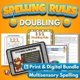 Doubling Spelling Rule Bundle
