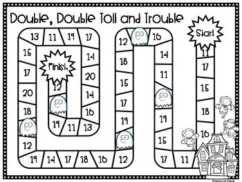 Doubling Teens and the Distributive Property