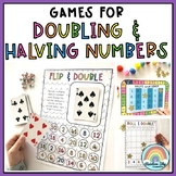 Doubling and Halving Games