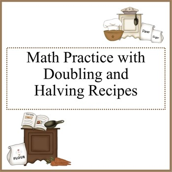 Recipe Worksheets Teaching Resources Teachers Pay Teachers