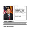 Doug Ducey Information Sheet
