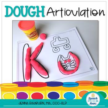 Dough Articulation: K, G, F, S