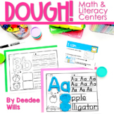 Dough Centers for Math and Literacy