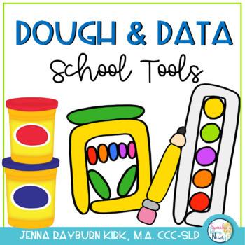 Dough & Data Mats: School Tools