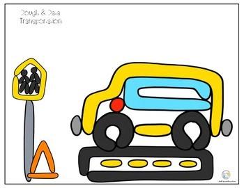 Dough & Data Mats: Transportation