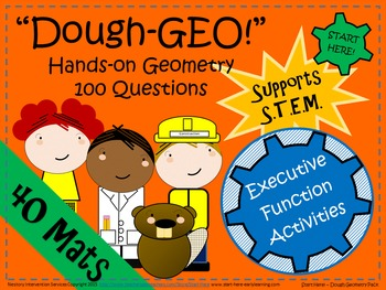 Geometry with Play Dough