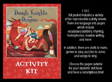 Dough Knights and Dragons - Language Arts, Math, Art, Music, Fun!