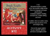 Dough Knights and Dragons - Language Arts, Math, Art, Music, Fun!
