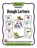 Dough Letters