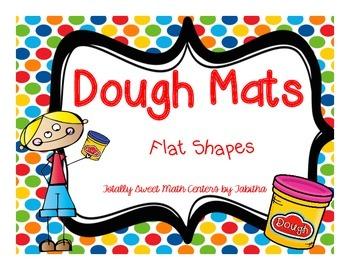 Dough Mats- Flat Shapes