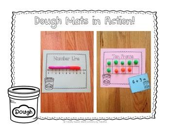 Dough Mats Math Bundle!