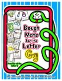 Dough Mats for the Letter G - Splat It Mash It - Font Matc
