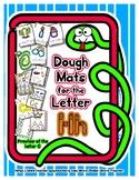 Dough Mats for the Letter H - Splat It Mash It - Font Matc