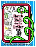Dough Mats for the Letter I - Splat It Mash It - Font Matc
