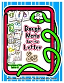 Dough Mats for the Letter S - Splat It Mash It - Font Matc