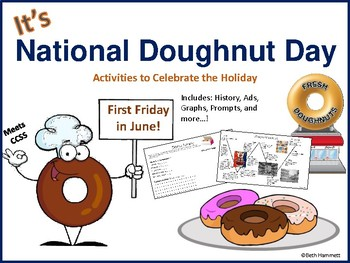Doughnut Day: Activities to Celebrate the Holiday