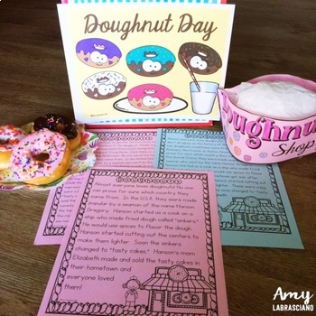 Doughnut Day - Thematic Day