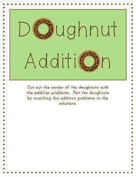 Doughtnut Addition