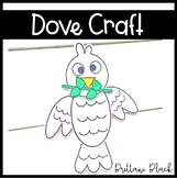 Dove Craft | Peace Day Craft | Peace Day Activities