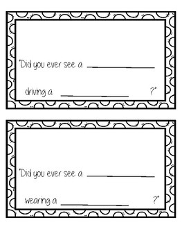 Rhyming Word Family Activities