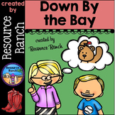 Down By the Bay Rhyming Reader