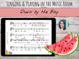 Down By the Bay - American Folk Song Boomwhacker Unit