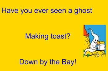 Down By the Bay Interactive Rhyming Song