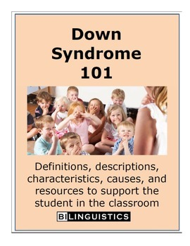 Down Syndrome 101