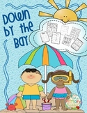 OCEAN UNIT - DOWN BY THE BAY {NO PREP & LITERACY / MATH CE